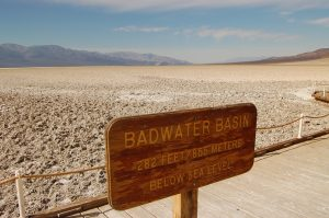 death valley badwater