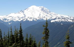 mount rainier nationa park