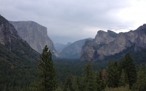 Yosemite National Park – Yosemite Valley