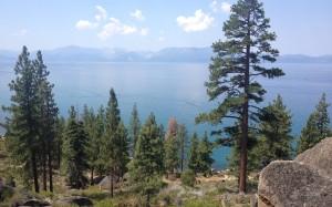 Rondje Lake Tahoe