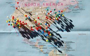 Overzicht alle boek mogelijkheden voor uw ultieme reis naar Amerika!