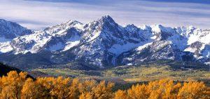 Colorado en de Rockies
