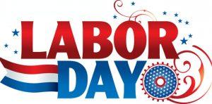 Labor day feestdag