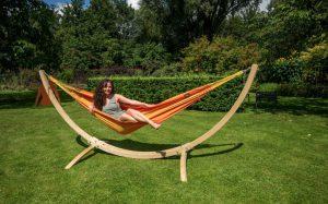 Optimaal genieten met een hangmat in de tuin